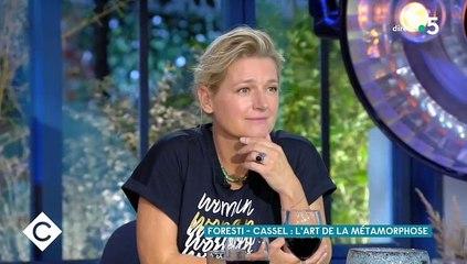 """Vincent Cassel critique """"Quotidien"""", dans l'émission """"C à vous, la suite"""", pour avoir lancé une polémique sur le film """"Enorme""""."""