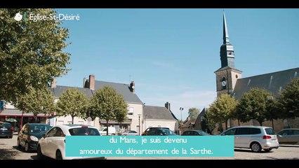 La ville de Champagné près du Mans fait une vidéo pour attirer des médecins