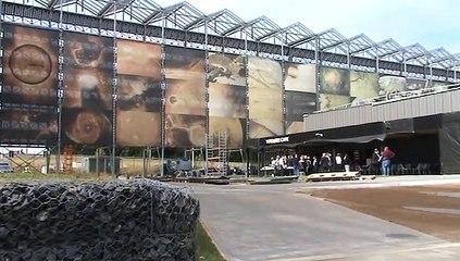 L'Euro Space Center rénové