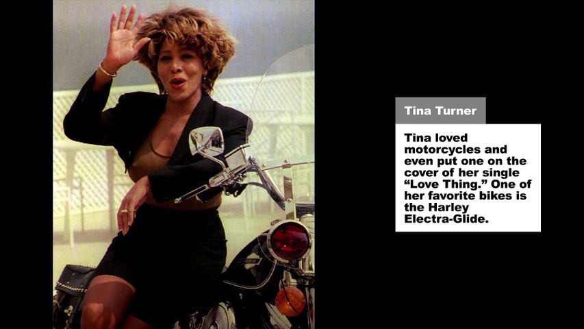 Surprised? These Celebrity Women Ride Motorcycles