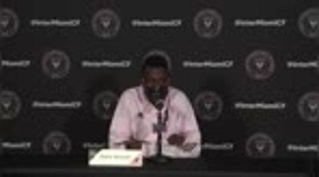 """Inter Miami - Matuidi : """"Fatigué, mais très heureux"""""""