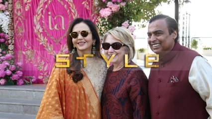 5 famous friends of the Ambanis
