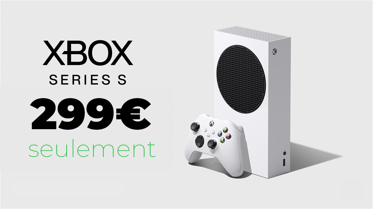 Xbox Series S : SSD externe, RDNA 2, Microsoft livre les caractéristiques détaillées