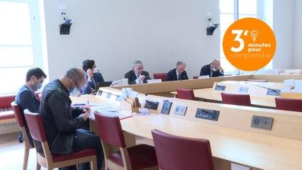 [3' pour comprendre] Fédérations sportives :  conférence de presse  de la mission d'information
