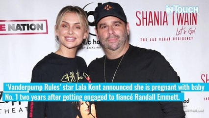 Expecting! 'Vanderpump Rules' Star Lala Kent Is Pregnant With Baby No. 1 With Fiance Randall Emmett