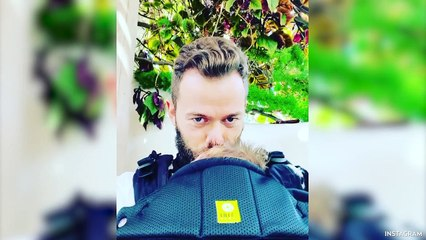 New Father Artem Chigvintsev Shares What 'Dada Time' With 'Angel' Son Matteo Is Like