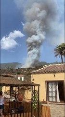Conato de incendio en Tijarafe