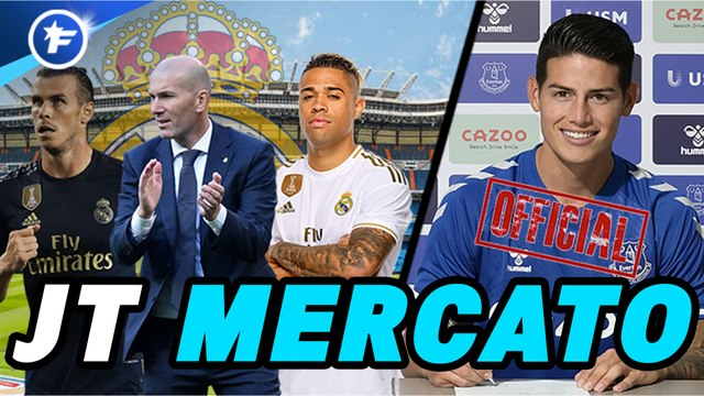 Journal du Mercato : Zinedine Zidane prend les choses en main pour son grand ménage au Real Madrid