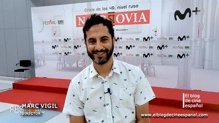 """Entrevista al director Marc Vigil (""""Nasdrovia"""", """"El silencio del pantano"""")"""