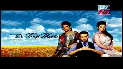 Dil Nahi Manta Episode 19 | Sarah Khan & Amna Ilyas - ARY Zindagi Drama