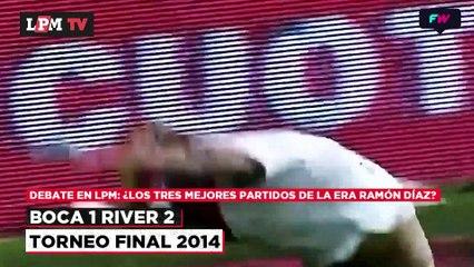 Debate ¿Cuáles fueron los tres mejores partidos de la Era Ramón Díaz?