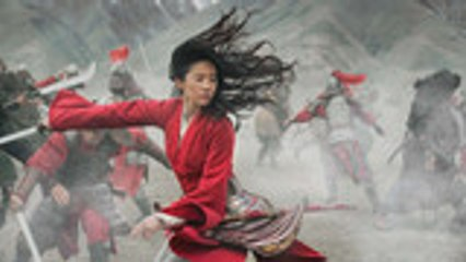 Disney's 'Mulan' Under Fire For Filming in China's Xinjiang Province | THR News
