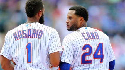 How Amed Rosario Keeps Family Close While Playing With His Heroes