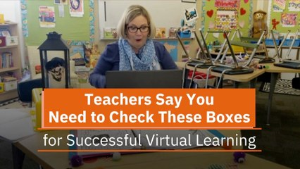 Teaching And Virtual Learning