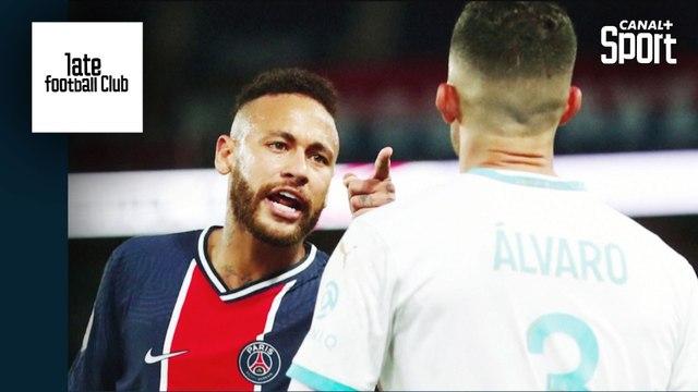 Des insultes racistes entre Alvaro et Neymar ?