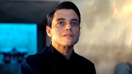 No Time to Die with Rami Malek - Meet Safin