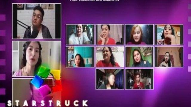 Hangout: KimLex's unforgettable moments on 'StarStruck'