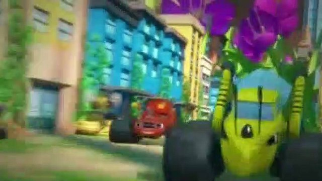Blaze and the Monster Machines Season 3 Episode 12 The Big Ant-venture