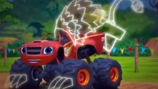 Blaze and the Monster Machines Season 3 Episode 13 Ready, Set, Roar!