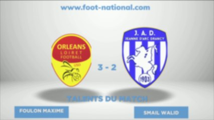 TALENT FOOT NATIONAL - 2ème journée U19 National Groupe A