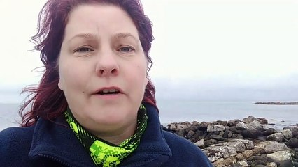 NI woman to swim in sea every day throughout September to raise money for No Gas Caverns campaign