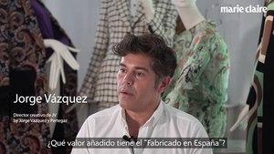 """Jorge Vázquez  participa en """"Madrid es Moda"""""""