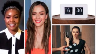 Everything Jessica Alba & Gabrielle Union Do on Set In a Day