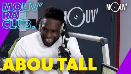 "ABOU TALL ; son album ""Ghetto chic"", le canular de Dadju..."