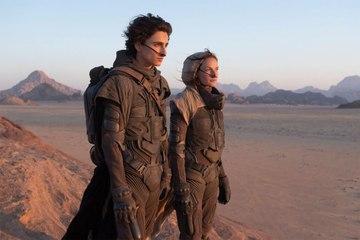 Dune - Bande Annonce Officielle (VOST)