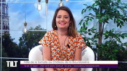 TILT - 09/09/2020 - Partie 3 - Fête de la tomate au Château de la Bourdaisière