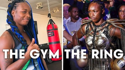 Pro Boxer Claressa Shields' Daily Routine and Boxing Style