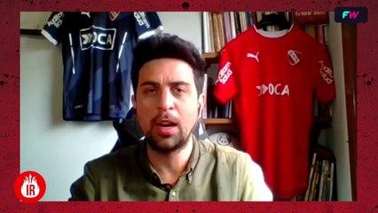 InfiernoRojo TV #73 - #GritandoQueTeQuiero