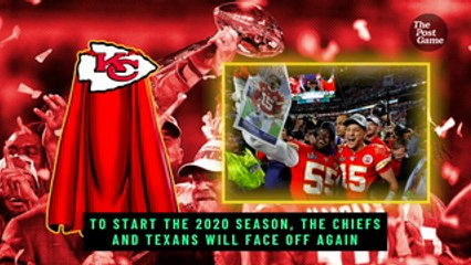 Chiefs-Texans: What You Need To Know For 2020 NFL Opener