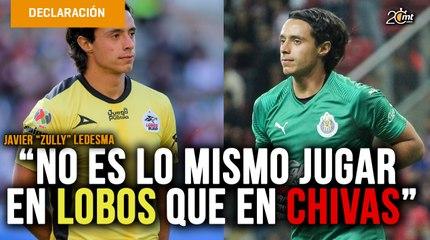 No es lo mismo jugar en Lobos que en Chivas: Zully Ledesma