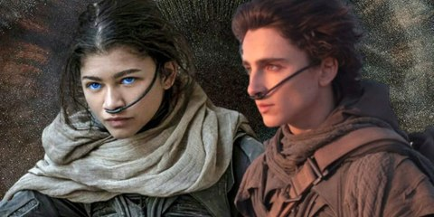 Dune Film Trailer - Timothée Chalamet