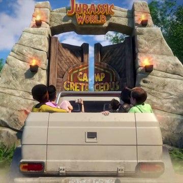 Jurassic World Krita-lägret Säsong 1