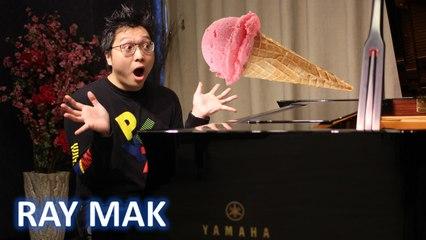 BLACKPINK & Selena Gomez - Ice Cream Piano by Ray Mak