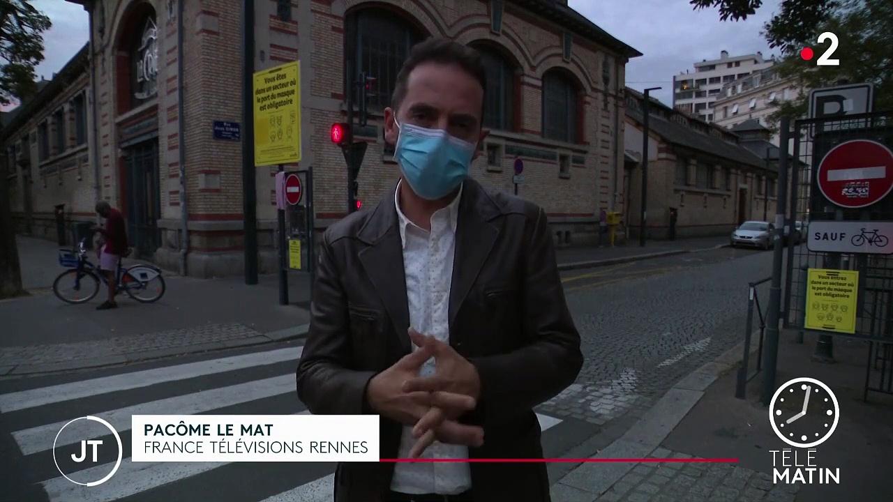 Coronavirus : nouvelles mesures de prévention en Ille-et-Vilaine