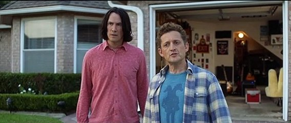 Bill & Ted Face The Music - Clip - The Future