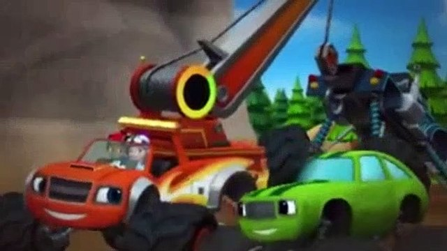 Blaze and the Monster Machines Season 3 Episode 15 Tow Truck Tough