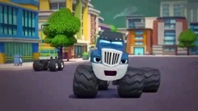 Blaze and the Monster Machines Season 3 Episode 17 Need for Blazing Speed