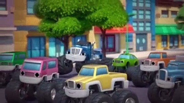 Blaze and the Monster Machines Season 3 Episode 18 Fast Friends