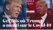 Toutes ces fois où Donald Trump a sciemment menti à propos du Covid