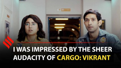 I liked the simplicity of Cargo: Shweta Tripathi