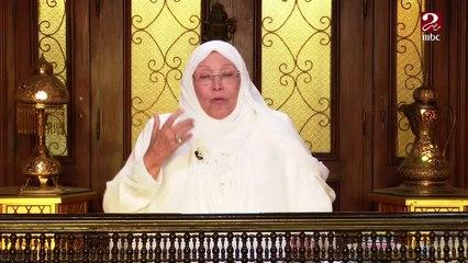 """الدكتورة عبلة الكحلاوي تشرح المعني الصحيح لآية """"واضربوهن"""" في سورة النساء"""