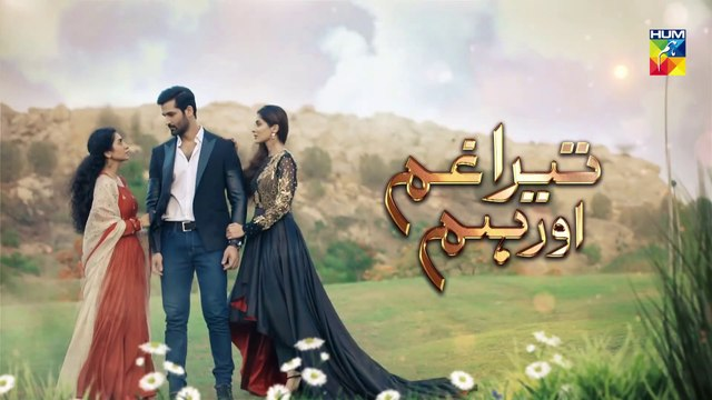 Tera Ghum Aur Hum Episode 22  HUM TV Drama 10 September 2020