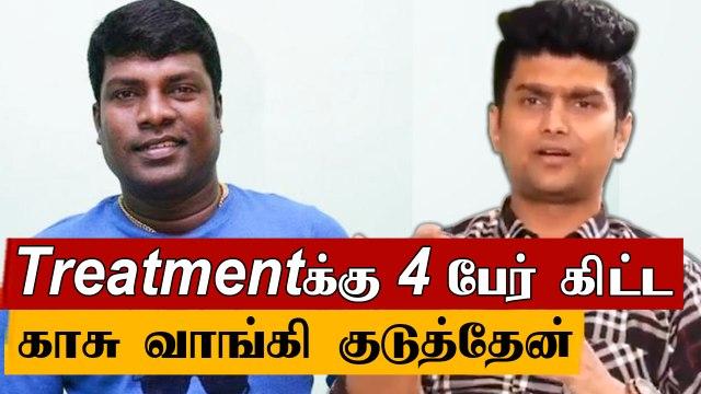 Vadivel Balaji பார்த்த பிறகு எனக்கு தூக்கமே வரல | Tamil Filmibeat