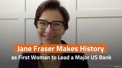 Jane Fraser Makes History