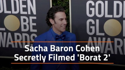 Is Borat 2 Happening