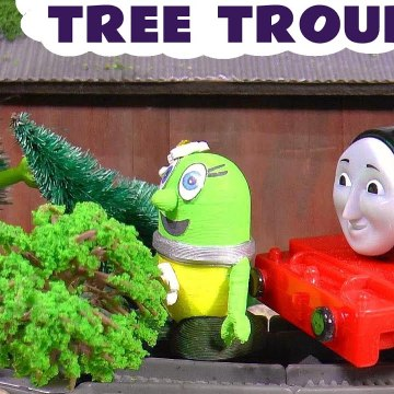 Funny Funlings Tree Trouble with Marvel Avengers Hulk and Paw Patrol Pups with Thomas and Friends in this Family Friendly Full Episode English Toy Story for Kids from Kid Friendly Family Channel Toy Trains 4U